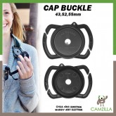 Lynca Camera Lens Cap Buckle For 43mm 52mm 55mm